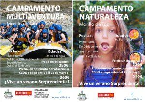 Campamentos Multiaventura-Naturaleza Pirineo