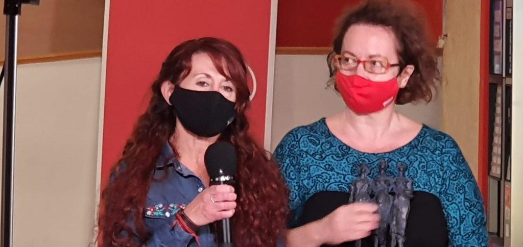 Hem guanyat el Premi Aurora Gómez, a la lluita feminista en l'àmbit laboral 2020